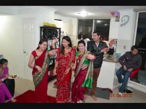 Hai Mero Fariya, Best New Teej Nepali Song- Bishnu Majhi 2011 video