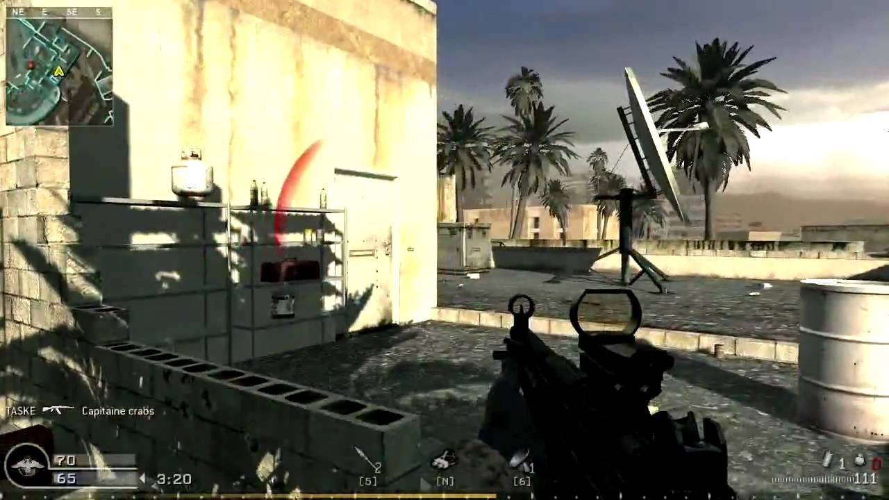 cod4 multiplayer 1.6 patch