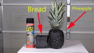 Can Flex Seal keep food fresh?
