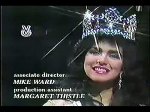Astrid Carolina Herrera, Miss Mundo 1984