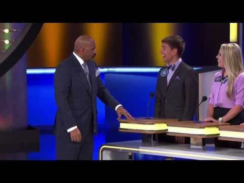 Family Feud - Simmons Family Ep. #1