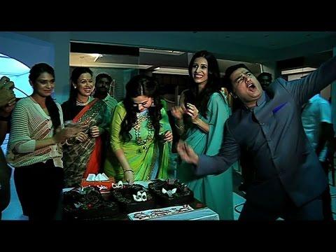 Celebration Time On The Sets Of Ek Haseena Thi