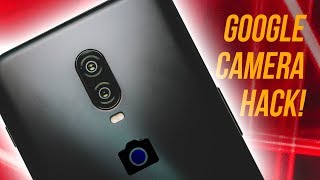 Google Pixel 3 Camera Mod, AMAZING Results!?