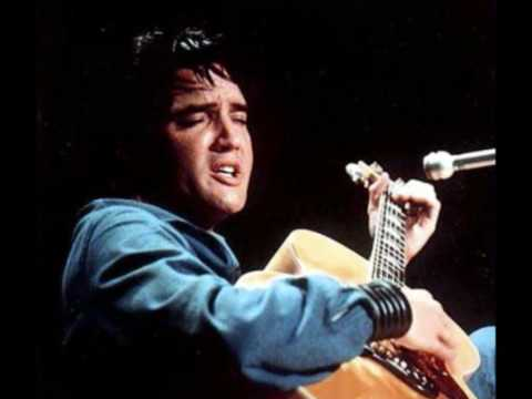Elvis Presley - Tryin To Get To You