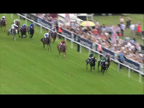2016 Investec Derby - Harzand - Racing UK