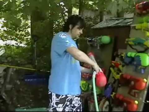 Deadliest Warrior - Kid Vs Adult - Super Soaker Wars video