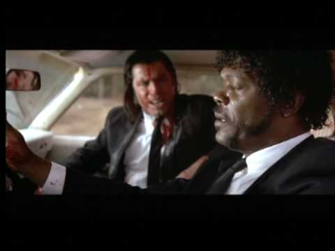 Thumb Pulp Fiction con risas grabadas