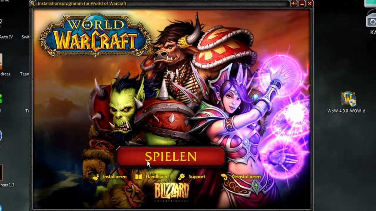 world of warcraft kostenlos downloaden