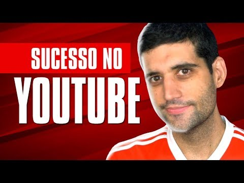 Como fazer sucesso no YouTube e PEWDIEPIE thumbnail