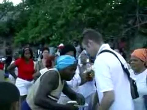 Ceremonia de ebbo y de honra a Yemaya