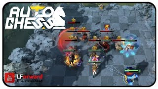 Dota2: Auto Chess #11 | Release The Warriors