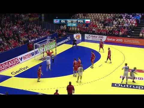 Piłka Ręczna Polska-Islandia 24-01-2014