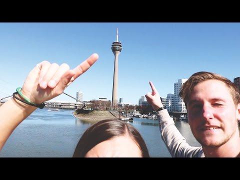 Weltreise Tag 421 • Durch unser Düsseldorf • Vlog #053