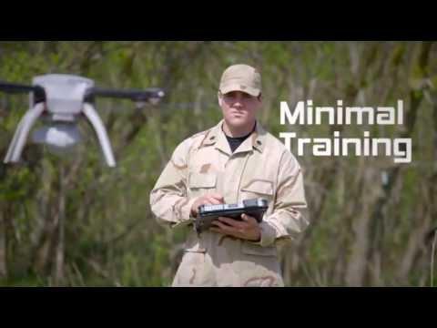 Aeryon SkyRanger, the all-weather surveillance drone (VIDEO)