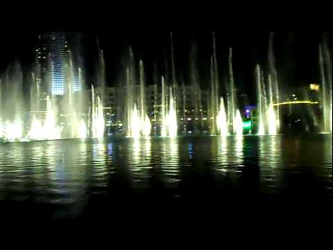 Openshot Video Editor Linux (dubai Fountain) Test Video video