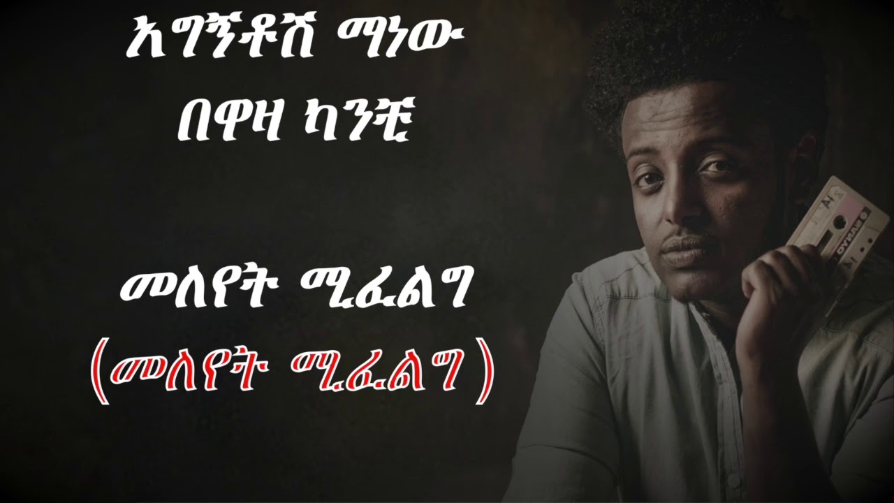 Esubalew Yitayew (Yeshi) - Yetim Yemechegnal የትም ይመቸኛል (Amharic With Lyrics)