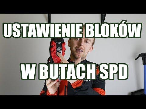 Jak Ustawić Bloki W Butach SPD // Rowerowe Porady