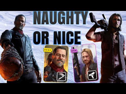 UNLOCKING NEGAN AND DWIGHT! NEGAN AND DWIGHT GAMEPLAY IN TWD OUR WORLD!