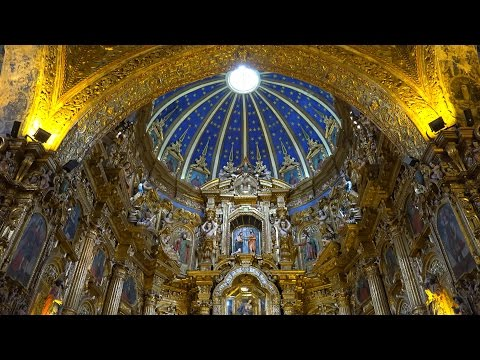 Old Quito, Ecuador in 4K (Ultra HD)