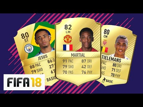 FIFA 18   10 главных талантов до 21 года
