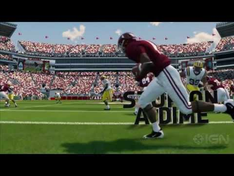NCAA Football 14: Gameplay Trailer
