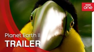 Planet Earth II: Trailer - BBC One