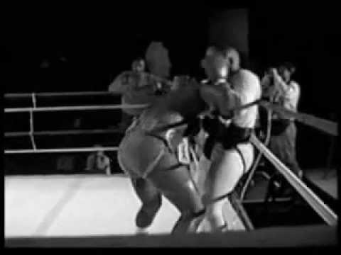 Mike Tyson Sparring, Training Promo Image 1