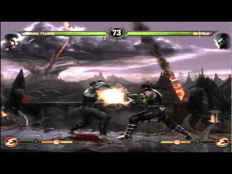 Mortal Kombat 9 - Shang Tsung (Arcade Ladder) [Expert] No Matches Lost