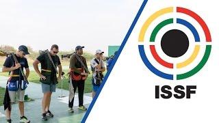 Skeet Men Final - 2017 ISSF World Cup Stage 1 in New Delhi (IND)