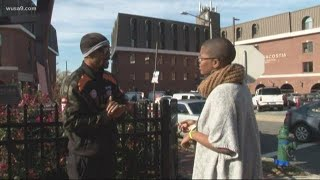 DC social worker collects homeless care packages after viral video
