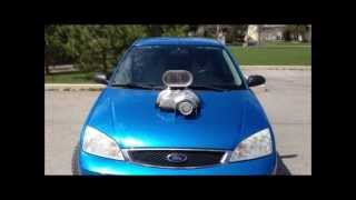 Buy A Dragfx Fake Supercharger Car Turbo Supply