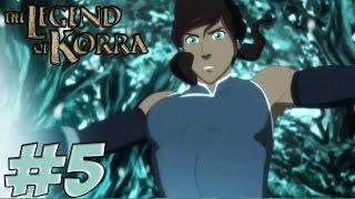 Прохождение игры avatar the legend of korra