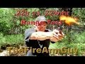 .22lr vs .22wmr - Ammo Comparison Range Test - TheFireArmGuy