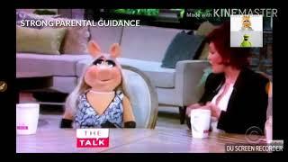 The Fight: Miss Piggy vs. Sharon Osbourne