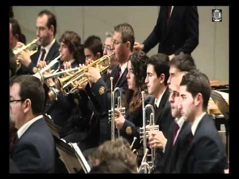 Sinfonia n 8 - II - David Maslanka - CIM La Armonica de Buñol  - El Litro - Certamen Altea 2010