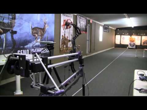 Bow Test 2012: Bowtech Insanity CPX