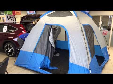 setting   honda tent     honda cr   westgate honda youtube