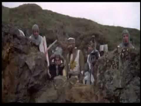 Holy Grail: Run Away! video