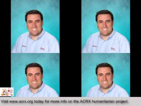 Health Help Donated to Horeb Christian School by Charles Myrick of ACRX