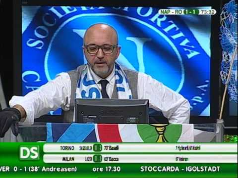Diretta Stadio 7Gold Napoli Fiorentina 2 - 1