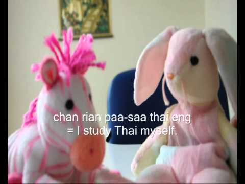 83- Learn Thai Language with MTL School in Bangkok : By Oneself