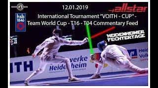 MET - VOITH CUP Heidenheim 2019 - Main Feed
