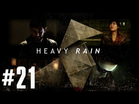 Pause Plays: Heavy Rain - EP20 - Too Sexy For Youtube