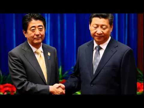 China and Japan hold first security talks in four years