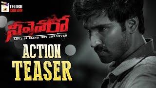 Neevevaro Movie ACTION TEASER | Aadhi Pinisetty | Taapsee | Ritika Singh | #Neevevaro |Telugu Cinema