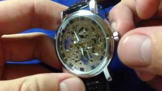 How To Wind A Mechanical Watch