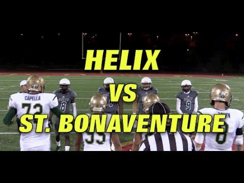 Helix (San Diego,CA) vs St Bonaventure (CA) UTR HighlightMix 2014