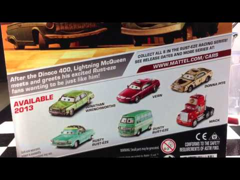 Disney Pixar Cars Die Cast 2013 Models
