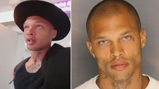 Hot Ex-Con Jeremy Meeks Gets Deported From London Before Fashion Shoot