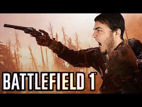 Osmanlı Askeri Cephede! Battlefield 1 Türkçe